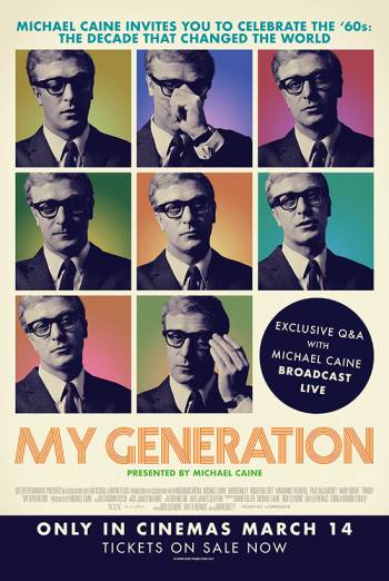 MY GENERATION <span>[Trailer A,Caine intro,12A version]</span> artwork