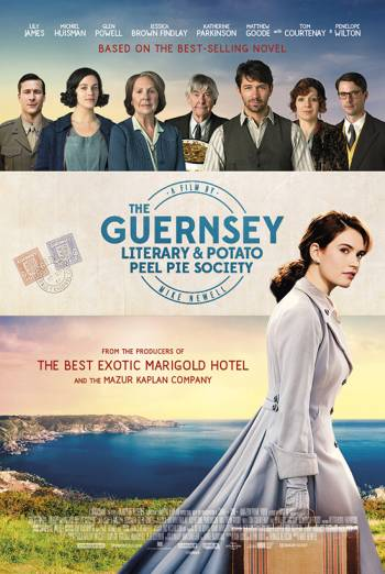 THE GUERNSEY LITERARY AND POTATO PEEL PIE SOCIETY <span>[60&quot; trailer]</span> artwork