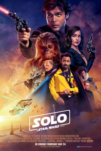 SOLO: A STAR WARS STORY <span>[Trailer A,3D]</span> artwork