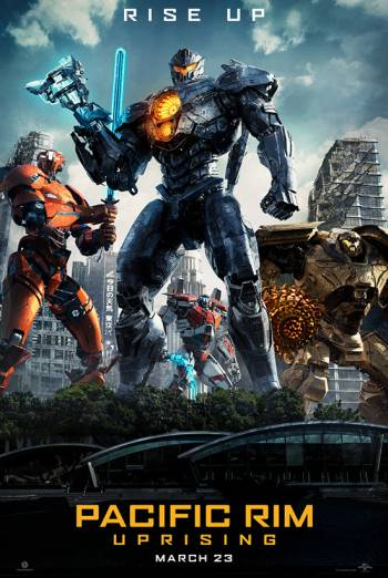 Pacific Rim Uprising 3D