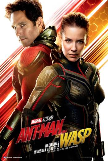 ANT-MAN AND THE WASP <span>[IMAX,3D]</span> artwork