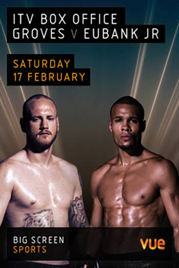 George Groves vs. Chris Eubank Jr