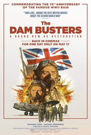 The Dam Busters at 75 Live Poster
