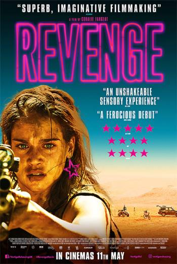 REVENGE <span>[Trailer]</span> artwork