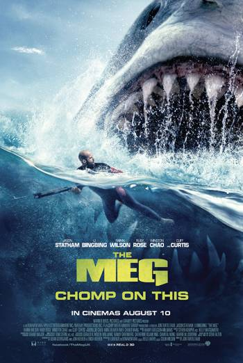 THE MEG <span>(2018)</span> artwork