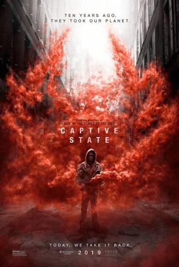 CAPTIVE STATE <span>(2019)</span> artwork