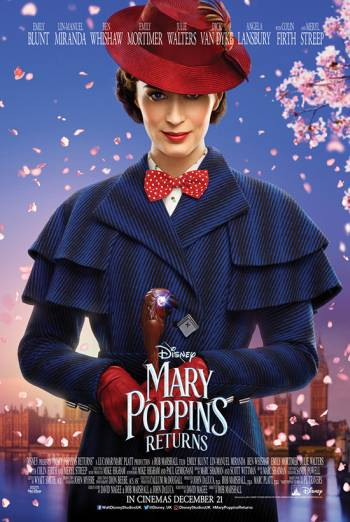 MARY POPPINS RETURNS <span>(2018)</span> artwork