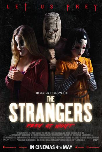 THE STRANGERS: PREY AT NIGHT <span>[Trailer]</span> artwork
