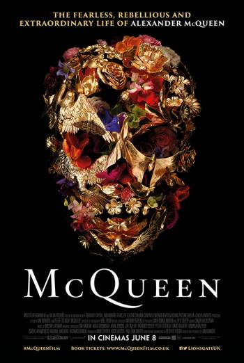 Spotlight Presents: McQueen Poster