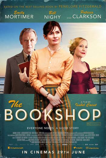 THE BOOKSHOP <span>[Trailer]</span> artwork