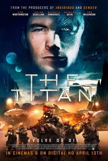 THE TITAN <span>(2018)</span> artwork