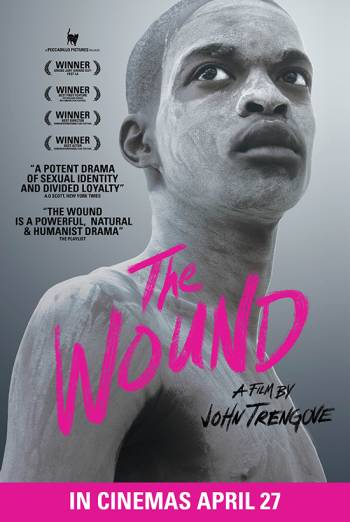 THE WOUND artwork