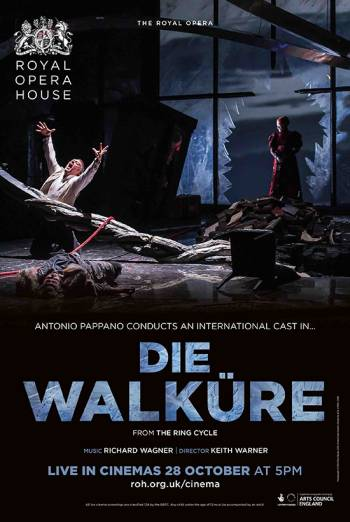 The Royal Opera: Die Walküre Poster