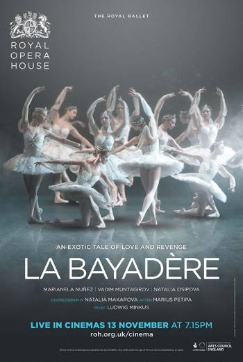 The Royal Ballet: La Bayadere (2018) Encore Poster