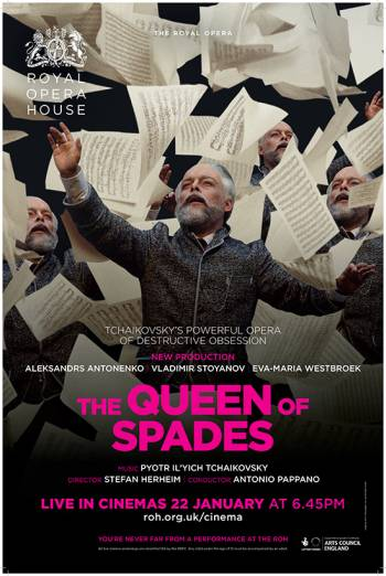 The Royal Opera: The Queen of Spades Poster