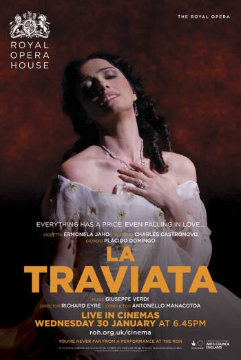 The Royal Opera: La Traviata Poster
