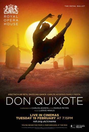 The Royal Ballet: Don Quixote Encore