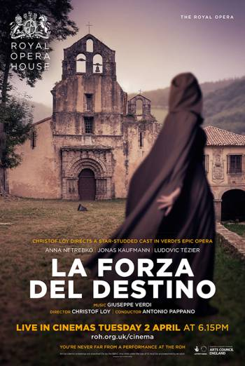 The Royal Opera: La Forza del Destino Poster