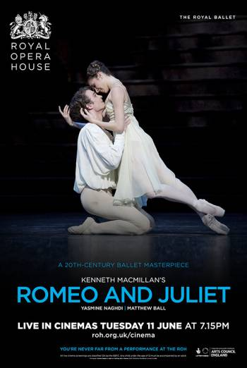 The Royal Ballet: Romeo and Juliet Poster