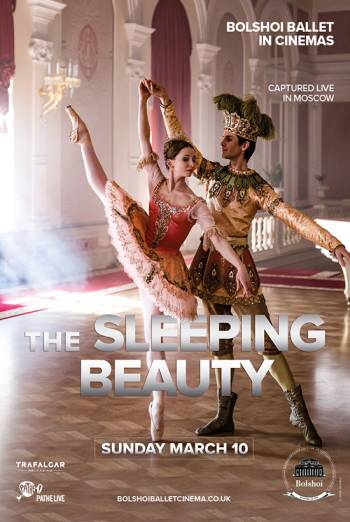 Bolshoi Ballet: The Sleeping Beauty Poster