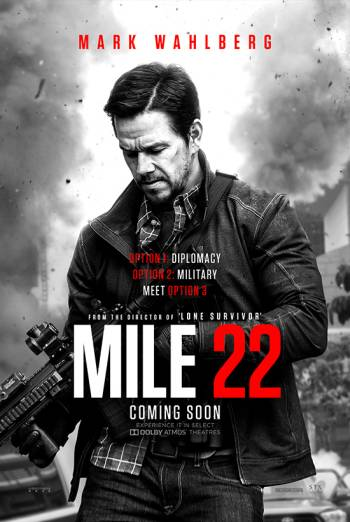 MILE 22 <span>(2018)</span> artwork