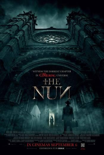 THE NUN <span>(2018)</span> artwork
