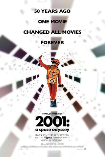 2001, A Space Odyssey - 50th Anniversary