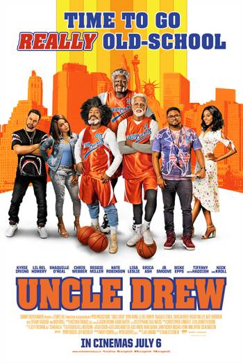 UNCLE DREW <span>(2018)</span> artwork