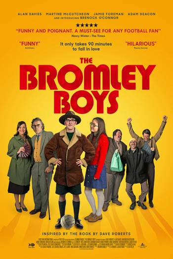 THE BROMLEY BOYS <span>(2018)</span> artwork