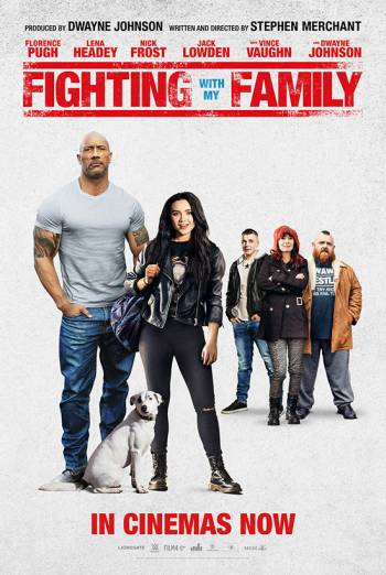 Fighting With My Family (Insider Screening) Poster