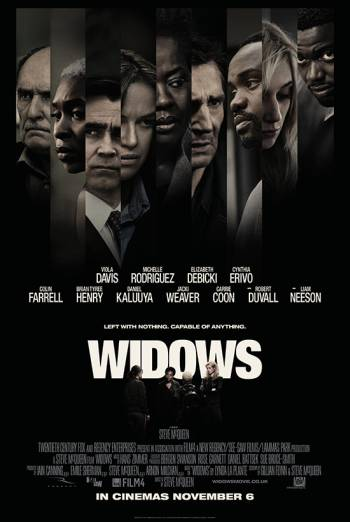 WIDOWS artwork