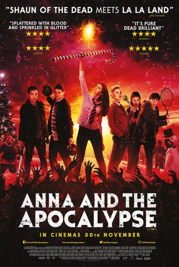 ANNA AND THE APOCALYPSE <span>(2017)</span> artwork