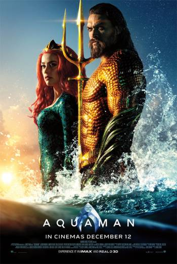 AQUAMAN artwork