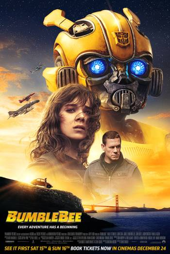 BUMBLEBEE <span>[Trailer X Showcase]</span> artwork