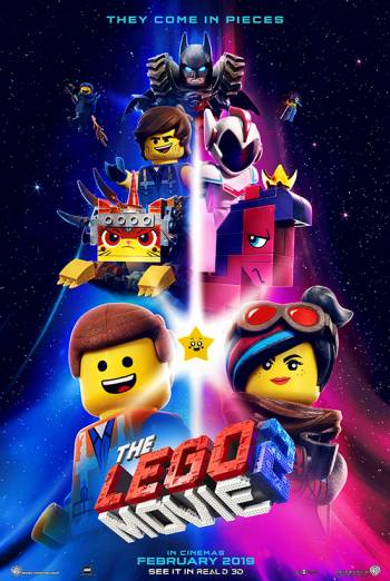 THE LEGO MOVIE 2 <span>[2D]</span> artwork