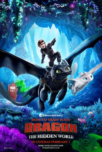HOW TO TRAIN YOUR DRAGON: THE HIDDEN WORLD <span>(2019)</span> artwork