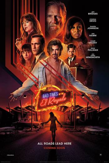 BAD TIMES AT THE EL ROYALE <span>(2018)</span> artwork