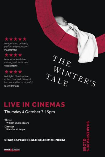 The Winter's Tale: Live from Shakespeare's Globe Poster