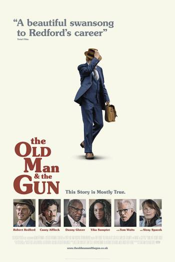 THE OLD MAN & THE GUN artwork