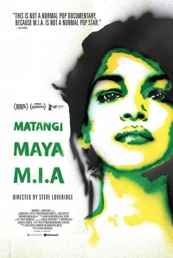 MATANGI/MAYA/M.I.A. <span>(2018)</span> artwork