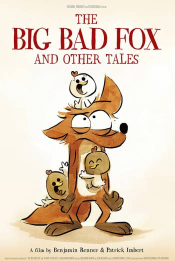 THE BIG BAD FOX AND OTHER TALES... <span>(2017)</span> artwork