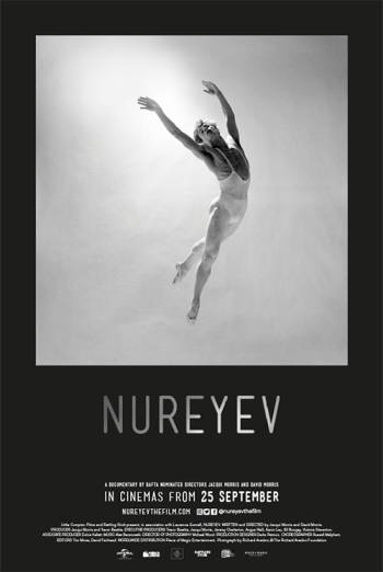 Nureyev: All The World His Stage Poster