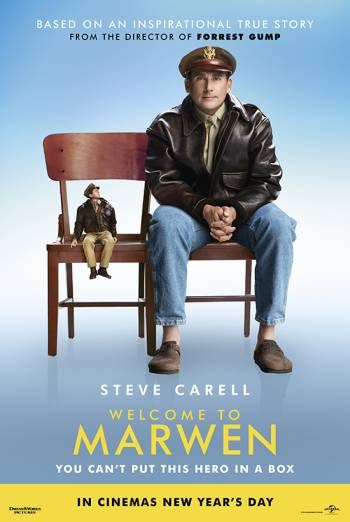 WELCOME TO MARWEN <span>(2018)</span> artwork