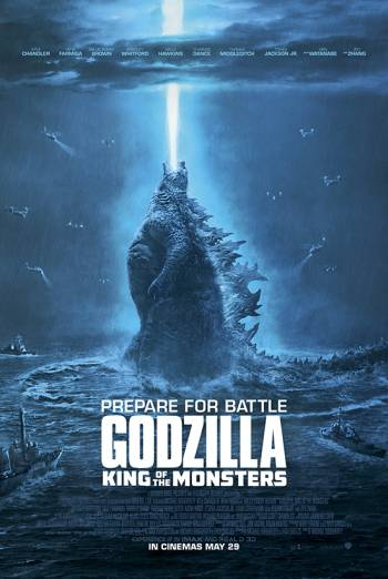 GODZILLA: KING OF THE MONSTERS <span>(2019)</span> artwork