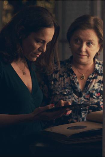 THE HEIRESSES <span>(2018)</span> artwork