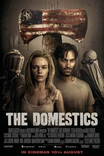 THE DOMESTICS <span>(2018)</span> artwork