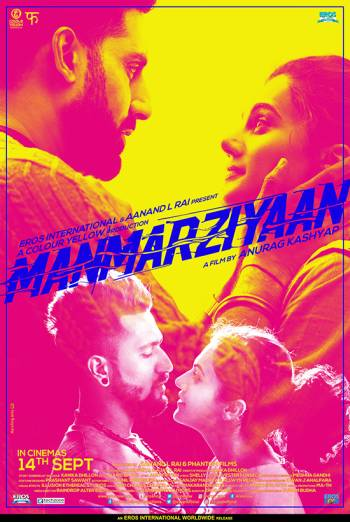 MANMARZIYAAN <span>(2017)</span> artwork