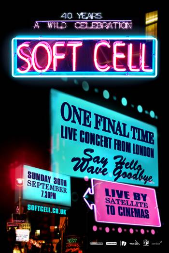 Soft Cell: One Final Time. Live Concert from London