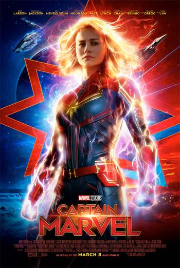 CAPTAIN MARVEL <span>[Trailer N,ScreenX]</span> artwork