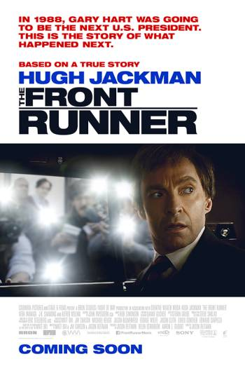 THE FRONT RUNNER artwork